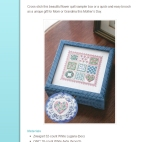 Miniature Flower Quilt Sampler from Craft Ideas